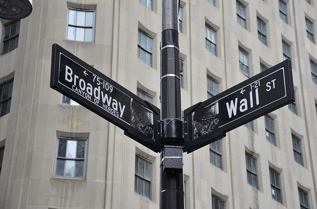 broadway a wall street